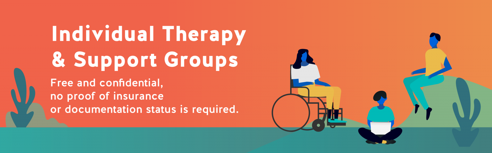 Therapy & Support Groups