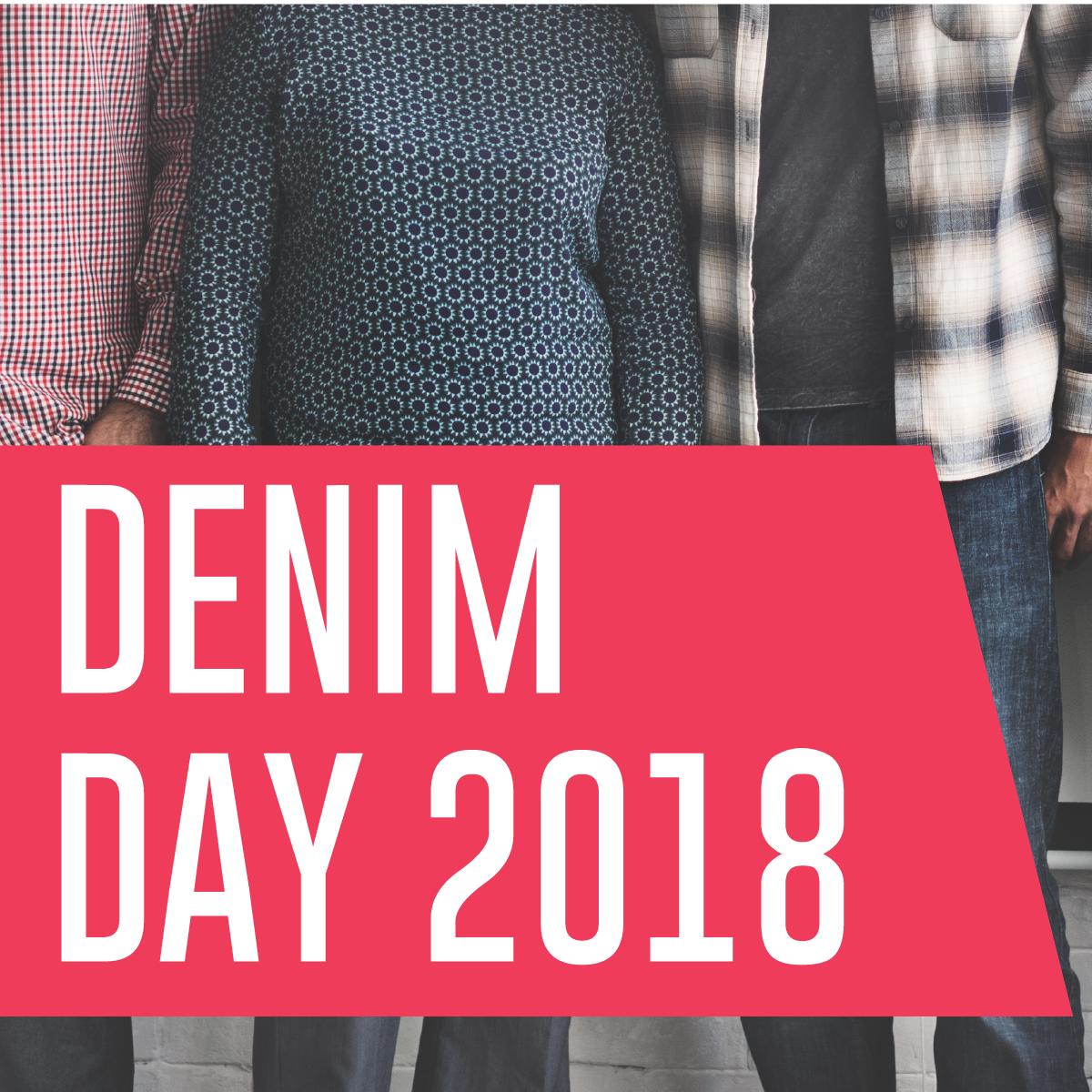 Denim Day 2018